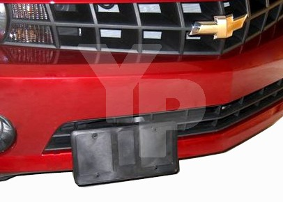 2010-2015 Chevy Camaro & 2006+ Impala Show-N-Go Retractable License Plate Frame