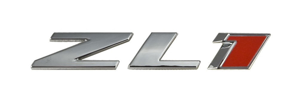 2012-2015 Camaro ZL-1 Factory Replacement Front Grille Emblem