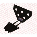2006-2010 Charger STO-N-SHO Removable Take Off Front License Plate Bracket