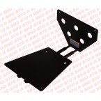 2012 Mustang Boss 302 STO-N-SHO Take Off Removable Front License Plate Bracket