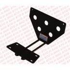 2011-2013 Charger STO-N-SHO Removable Take Off Front License Plate Bracket