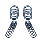 """Details about   2005-2010 Mustang GT Ford Racing Front & Rear Lowering Coil Springs 1.5"""" Drop"""
