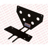2005-2009 Mustang GT V6 STO-N-SHO Removable Take Off Front License Plate Bracket