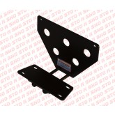 2010-2012 Mustang V6 5.0 STO-N-SHO Removable Take Off Front License Plate Bracket