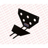 2012-2013 Camaro ZL1 STO-N-SHO Removable Take Off Front License Plate Bracket