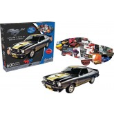 Ford Mustang Cobra II 600 Piece Two Sided Jigsaw Puzzle