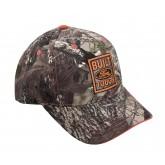 """""""BUILT FORD TOUGH"""" Truetimber Camo with Hunter Orange Trim Hat"""