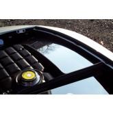 1997-2004 C5 Corvette Polished Stainless Inner Fender Covers - Pair