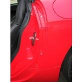 1997-2004 C5 Corvette Door Jam Detail Screw Set - Set of Seven (Both Doors)