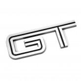 2005-2010 Mustang GT Chrome Fender & Trunk Emblem