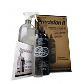 S&B Precision II Air Filter Cleaning & Oiling Kit (Red Oil)