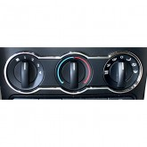 2005-2009 Ford Mustang Chrome A/C Air Control Panel Surround Trim