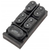 1987-1993 Ford Mustang Convertible Driver's Side Window & Door Lock Switches