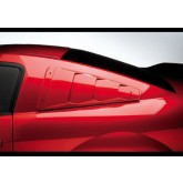 2005-2009 ROUSH Ford Mustang Quarter Window Louvers