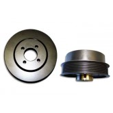 2005-2010 Mustang GT Roush Underdrive Pulley