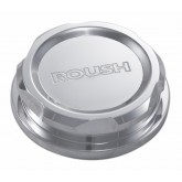 2005-2014 Roush Mustang Engraved Polished Billet Aluminum Brake Fluid Cap Cover 421260