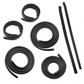 1987-1993 Mustang Coupe 7 Piece Weatherstrip Kit