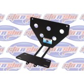 2015-2017 Charger SE SXT R/T Removable Take Off Front License Plate Bracket