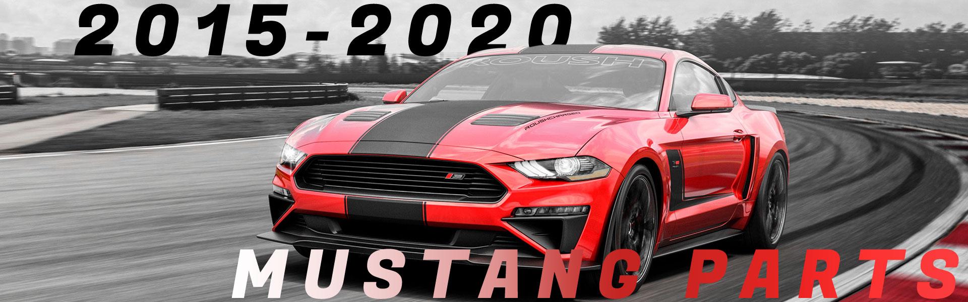 2015-2020 Mustang Parts