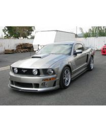 2005-2009 Mustang Roush Stage 3 427R REAL Carbon Fiber Front Chin Splitter