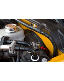 1984-1995 Ford Mustang GT LX 5.0 V8 Polyurethane Engine Motor Mounts Pair LH RH