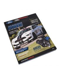 2018 Ford Performance Racing Parts Catalog Mustang F150 Truck Catalog 316 Pages