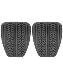 1994-2004 Mustang or Cobra 5-Speed Manual Clutch & Brake Pedal Rubber Pads Set