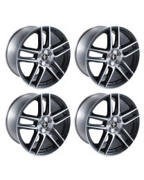 "2005-14 Mustang Boss 302 Laguna Seca FRPP 19"" x 9"" & 19"" x 10"" Wheels Set of 4"