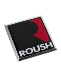 Mustang Roush Performance Interior Dash Console Emblem Badge 1 3/16""