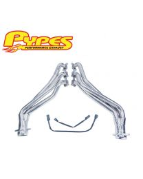 "2011-2014 Ford Mustang V6 Pypes 3"" Stainless Long Tube Exhaust Headers"