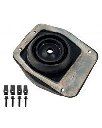 1979-2004 Mustang Lower Shift Boot w/ Metal Support Bracket & Mounting Hardware