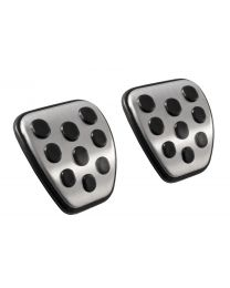 1994-2004 Ford Mustang OEM Bullitt Mach 1 Manual Brake Clutch Pedal Covers Pair