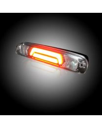 1999-2016 Ford F-250 F-350 Euro Clear RECON CREE LED Rear Third 3rd Brake Light