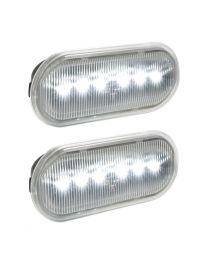 2017 Ford F-150 Raptor RECON High Output CREE LED Cargo Truck Bed Lights - Pair