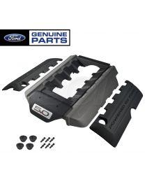 2011-2014 F-150 5.0 Genuine Ford Engine Intake Manifold Plenum & Coil Covers