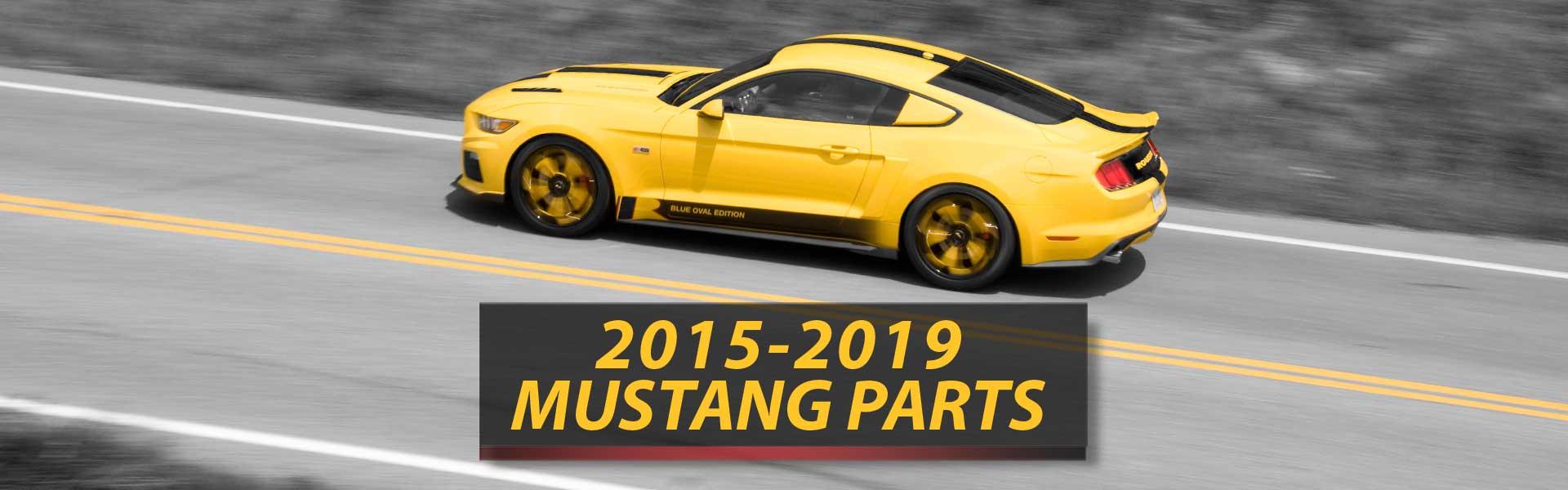 2015-2019 Mustang Parts